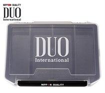 Коробка DUO 3010NDM, 205*145*40 мм, цвет-белый, верх-прозрачный DUO-3010NDM-W