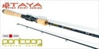 Спиннинговое удилище Pontoon21 Taya (218 см., 2.5-12.0 гр., 5-11 Lb. Fast+ TYS722L-M