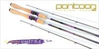 Спиннинговое удилище Pontoon21 UNITRA (244 см., 1.5-7.0 гр., 2-6 Lb. Mod.Fast; Fuji AT-SIC UNS802ULMF