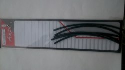 Набор термоусадочных трубок, 5шт. х 10 см, 2.5 мм АХ-84582-2025