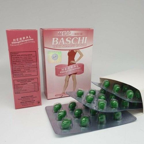 Капсулы для похудения Bachi Баши (гелевые)