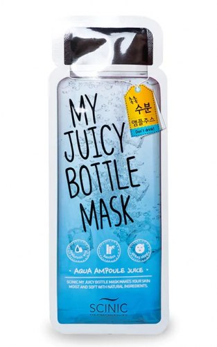 Маска для лица тканевая Scinic My Juicy Bottle Mask