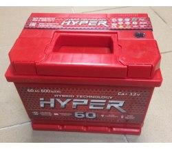 Аккумулятор Hyper 60 R
