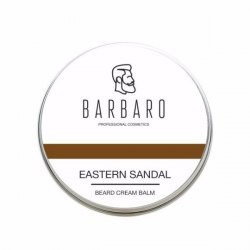 Крем-бальзам для бороды «Eastern sandal», 50 мл. BARBARO