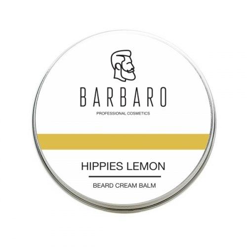 Бальзам для бороды «Hippies lemon», 30 мл. BARBARO