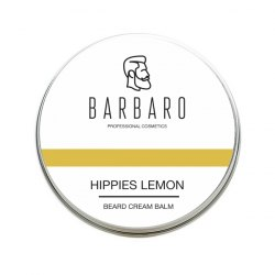 Бальзам для бороды «Hippies lemon», 30 мл. BARBARO