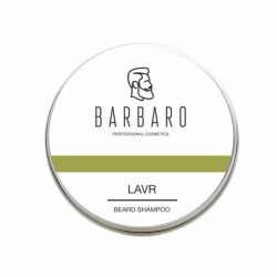 Шампунь-кондиционер твердый для ухода за бородой «Lavr», 50 гр. BARBARO