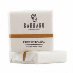Мыло для лица и бороды«Eastern sandal», 90 гр. BARBARO