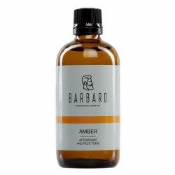 Лосьон (тоник) после бритья BARBARO Amber, 100 мл. BARBARO арт.1046
