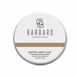 Матовая глина для укладки волос Barbaro, 60 гр. BARBARO арт.1023