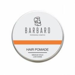 Помада для укладки волос, средняя фиксация, 60 гр. BARBARO