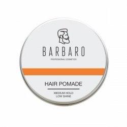 Помада для укладки волос, средняя фиксация, 100 гр. BARBARO
