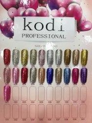 Kodi гель с блестками 8 мл KODI