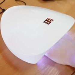 ЛАМПА UV/LED для сушки гель лака С2-45W