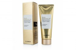 Пенка для умывания THE SAEM Snail Essential EX Wrinkle Solution Deep Cleansing Foam 150гр