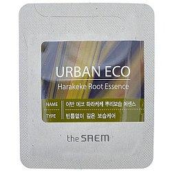 Эссенция с экстрактом корня новозеландского льна пробник (Sample) THE SAEM Urban Eco Harakeke Root Essence 2ml