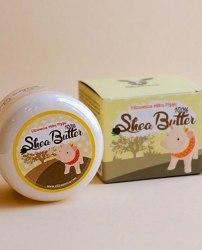 Универсальный крем-бальзам с маслом ши ELIZAVECCA 100% Shea Butter 88гр