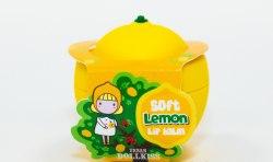 Бальзам для губ лимон BAVIPHAT Lemon Soft Lip Balm 6гр