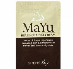 Крем для лица питательный Пробник SECRET KEY MAYU Healing Facial Cream_sample pouch 1,5гр