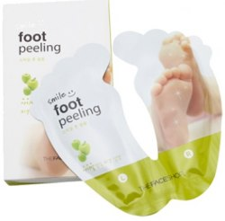Пилинг для ног THE FACE SHOP SMILE FOOT PEELING MASK