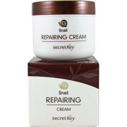 Крем для лица с муцином улитки SECRET KEY Snail Repairing Cream 50гр