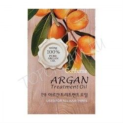 Масло аргановое для волос пробник WELCOS Confume Argan Treatment Oil Pouch