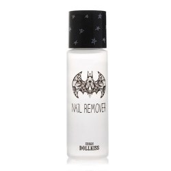Жидкость для снятия лака BAVIPHAT Urban Dollkiss Black Devil Mild Nail Remover 100мл