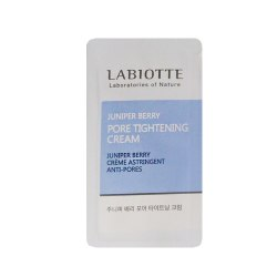Крем для сужения пор LABIOTTE JUNIPER BERRY PORE TIGHTENING CREAM 1ML Пробник