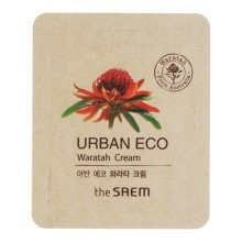 Крем для лица с экстрактом телопеи THE SAEM Urban Eco Waratah Cream 1 мл Пробник