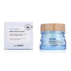Крем минеральный THE SAEM Iceland Water Volume Hydrating Cream(For Combination Skin) 80мл