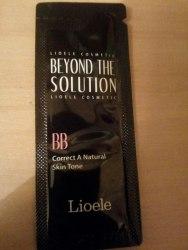 ББ крем для проблемной кожи LIOELE Beyond the Solution BB Cream, Pouch Sample 1мл
