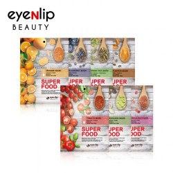 Маска на тканевой основе EYENLIP Super Food Mask 23мл (Ю. Корея)