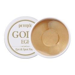 Гидрогелевые патчи с золотом и EGF PETITFEE Gold & EGF Eye&Spot Patch