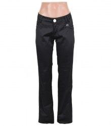 Черные брюки с отливом Polimod 3547
