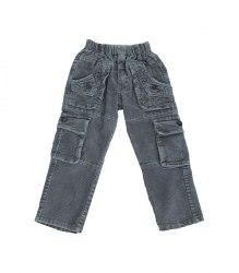 Вельветоновые штаники с карманами Blue Moon 7166