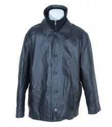 Кожаная мужская курточка GREEN WOODS ELITE 7250