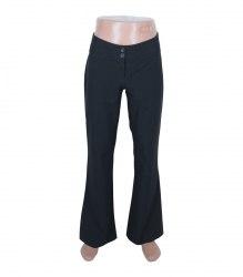 Черные брюки прямого кроя s.Oliver 7309
