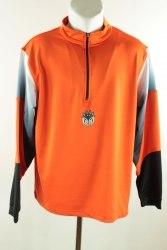 Оранжевая спортивная кофта Crane Sports 1197