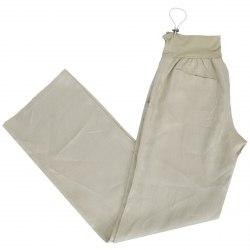 Льняные брюки для беременных Feminelle 7788