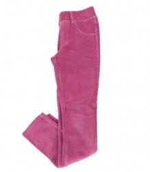 Стрейчевые велюровые штаны Benetton 8068