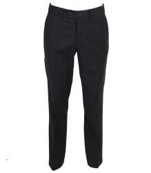Легкие черные брюки Zara 8430