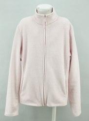 Розовая флисовая кофта Marks&Spencer 2659