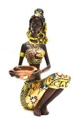 Статуэтка Африканка art.10186