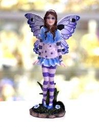 Статуэтка Фея в фиолетовом art.10224