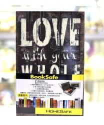 "Книга-сейф ""Love"" б. ks-147"