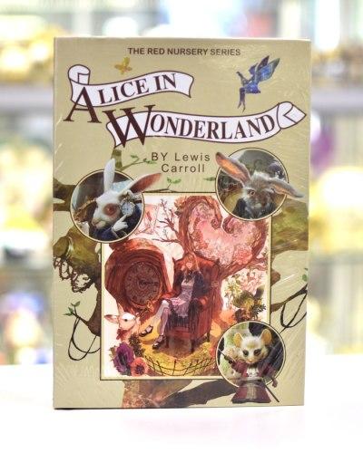 """Книга-сейф """"Алиса в стране чудес"""" ks-148"""