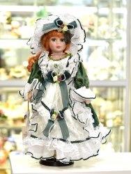 Кукла фарфоровая art.10161