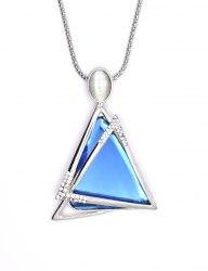 Подвеска длинная Треугольник p-006