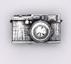 Брошь Фотоаппарат b-173