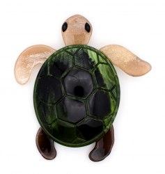 Брошь Черепаха b-235